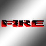 Logo Fire Band Branché-rock