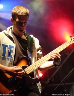 couchetards fire guitariste Branché-rock